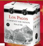 Cabernet Sauvignon von Los Pagos
