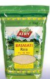 Basmatireis von Atry