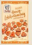 Honig Lebkuchenteig von Tante Fanny