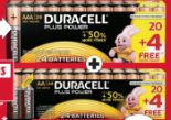 Plus Power AA BP von Duracell