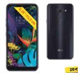 Smartphone K50 von LG