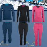 Damen-Nordic-Touren-Unterwäsche von Inoc