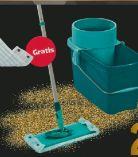 Bodenwischer-Set Clean Twist System Mop von Leifheit