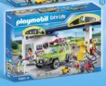 Große Tankstelle 70201 von Playmobil