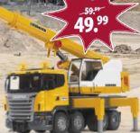 Scania Kranwagen von Bruder