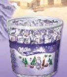 Mini Weihnachtsmänner von Milka