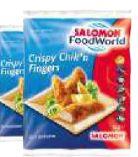 Crispy Chik´n Fingers von Salomon Food World