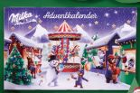 Naps Adventkalender von Milka