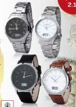 Funk-Armbanduhr von Chronique