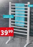 Elektrischer Handtuchwärmer von SilverCrest