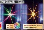 LED Sternleuchte von I-Glow