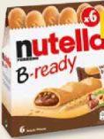 Nutella B-Ready von Ferrero
