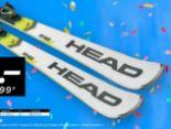 Alpinski Str Race + Pr 11 Bindung von Head