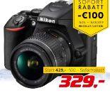 Systemkamera D3500 von Nikon