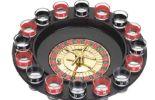 Trinkspiel-Set Roulette