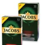 Kapseln von Jacobs