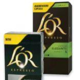 Kapseln von L'OR Espresso