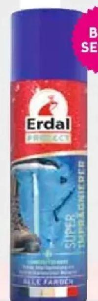 Einwasch-Imprägnierer von Erdal