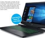 Pavilion Gaming Notebook von HP