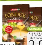 Fondue Classic von Spar