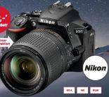 Systemkamera D5600 + AF-S VR DX 18-140MM ED von Nikon