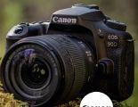 Spiegelreflexkamera EOS 90D von Canon
