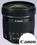 Objektiv EF-S 10-18 IS STM von Canon