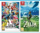 Konsole von Nintendo Switch