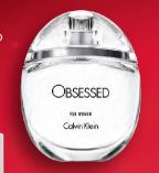 Obsessed For Women EdP von Calvin Klein