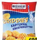 Kartoffel-Griddies von Mcennedy