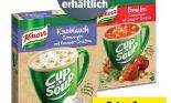 Cup a Soup von Knorr