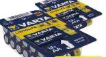 Batterien Longlife von Varta