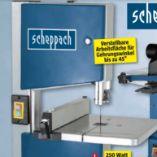 Bandsäge HBS20 von Scheppach