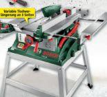 Tischkreissäge PTS 10 von Bosch