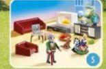 Dollhouse Gemütliches Wohnzimmer 70207 von Playmobil