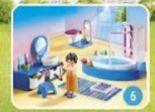 Dollhouse Badezimmer 70211 von Playmobil
