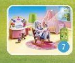 Dollhouse Babyzimmer 70210 von Playmobil