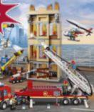 Feuerwehr in der Stadt 60216 von Lego City