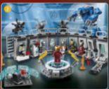 Iron Mans Werkstatt 76125 von Lego