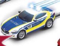 Mercedes AMG GT Coupé Polizei von Carrera Go!!!