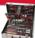 Werkzeugkoffer von Wisent