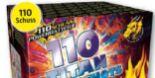 110 Titan Powershots von Nico Feuerwerk