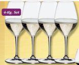 Champange-Set Vinum von Riedel
