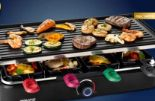 Raclette-Grill von Ambiano
