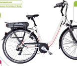E-Bike XT8019 City von Dinotti