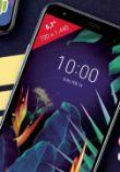 Smartphone K40 von LG