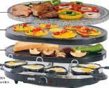 Kombi-Raclette RG-S93 von Silva Homeline