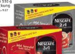 Kaffee 3in1 von Nescafé