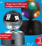 LED-Partyleuchte von Livarno Lux