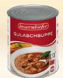 Gulaschsuppe von Inzersdorfer